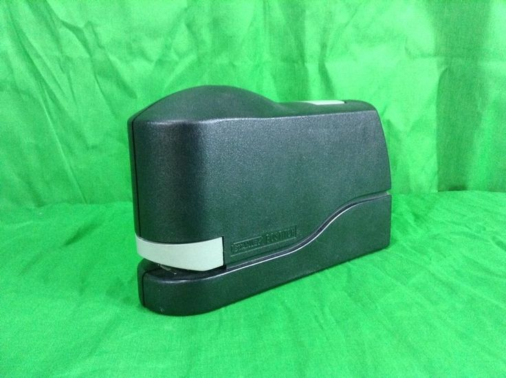 bostitch electric stapler 02210 manual