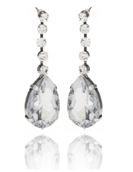 Redcarpet Glamour Earrings available at www.stellanemiro.com