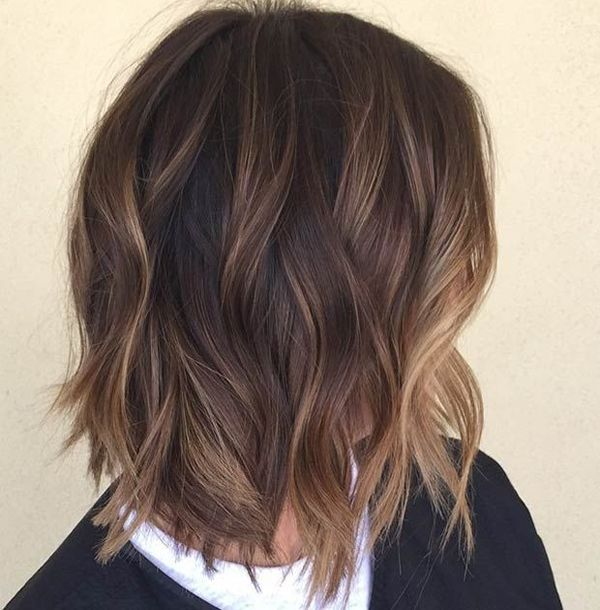 Awesome wavy bob hairstyles 2016 These hairstyles are graceful, latest and elegant.