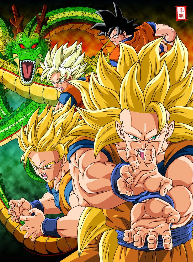 Dragon Ball Z Movie by SnaKou.deviantart.com on @deviantART