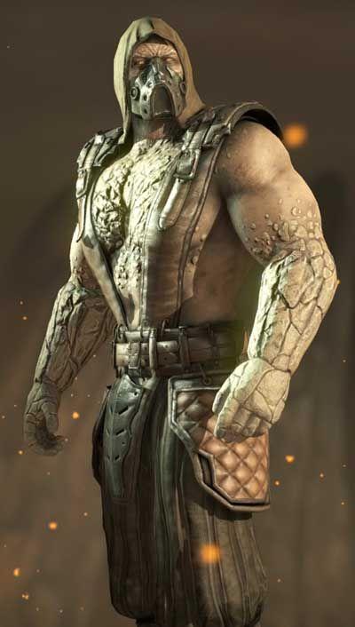 Mortal Kombat X Cosplay -- Tremor Cosplay Costume Version 01