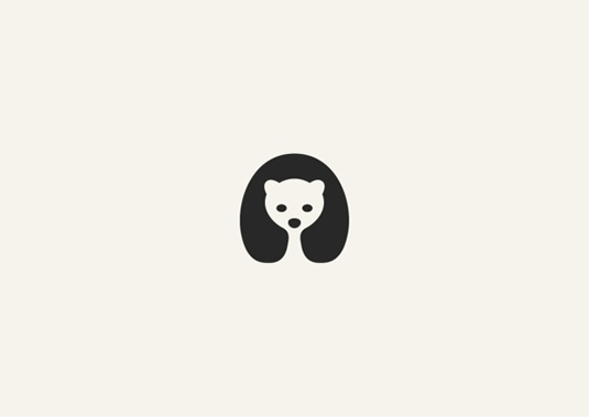 This minimalist series of illustrated animals makes beautiful use of negative space: http://www.creativebloq.com/illustration/negative-space-animals-are-minimalist-delight-5132775 #illustration