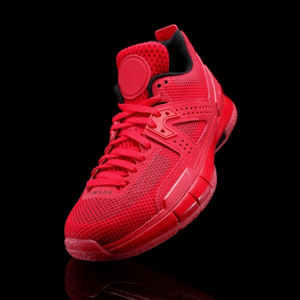 "Li-Ning Way of Wade 5 ""Coming Home"" Mens Professional Basketball Shoes (Red) on Sale"