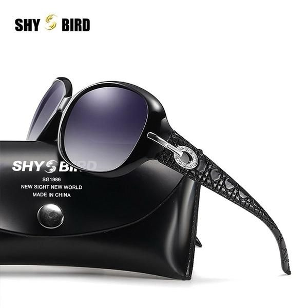 #FASHION #NEW New Brand Retro Polarized Sunglasses Fashion Sunglasses Women's Sunglasses Vintage Women Sunglasses 6214