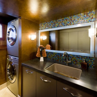 Laundry Bathroom Combo Layout Not Colors Bathroom Laundry Pinterest Colors And Layout