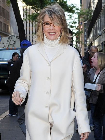 Diane Keaton adopted daughter Dexter in 1996 and son Duke in 2001