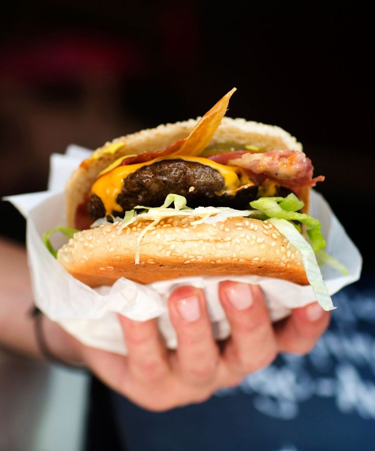 Best Burgers NYC - Burger Joints New York City | These are the best burger joints in New York City. #refinery29 http://www.refinery29.com/best-burgers-nyc