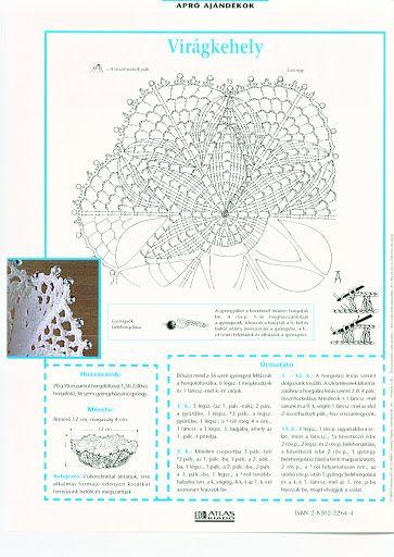 A horgolás művészete 2 – Barbara H. – Webová alba Picasa
