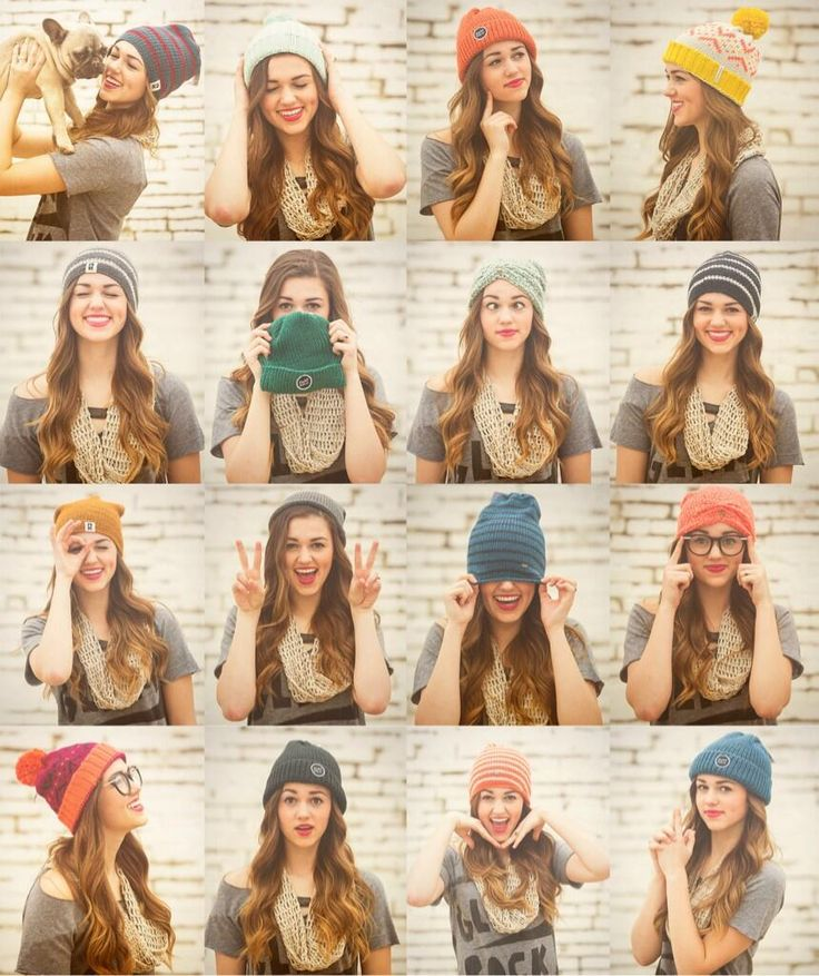 """Sadie Robertson -- I love how real she is. She doesn't act like, """"ooh, I'm on a TV reality show! I have the most perfect life."""" Like many TV reality stars are.. • I look up to Sadie."""