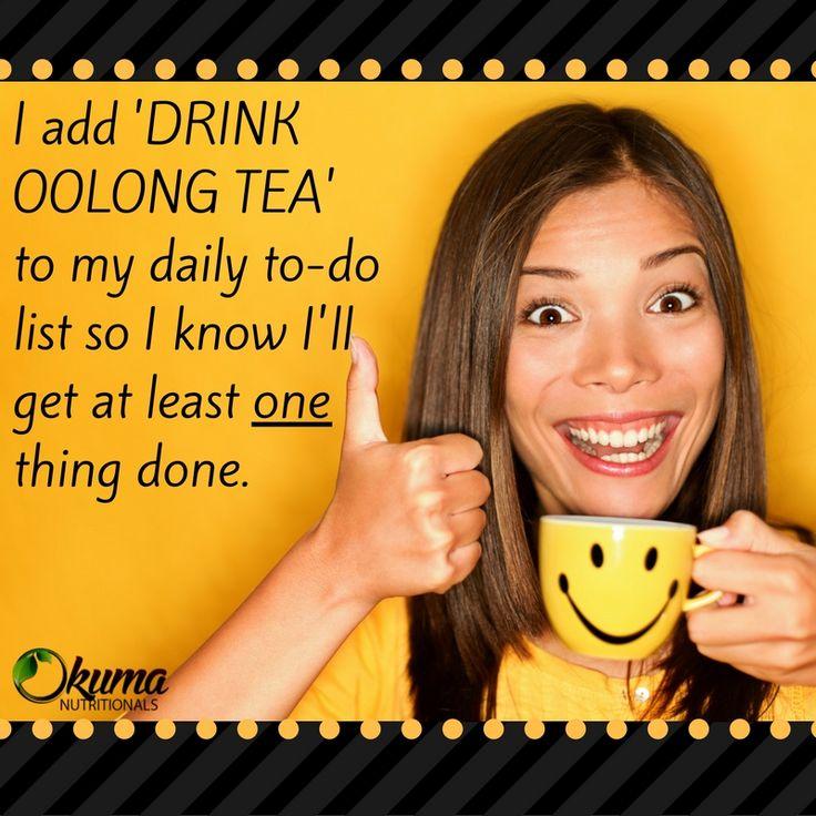 A little oolong tea fun for today! http://okumanutritionals.com