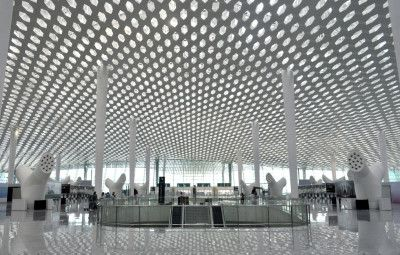 Shenzhen Terminal in China. www.shazzarazza.com