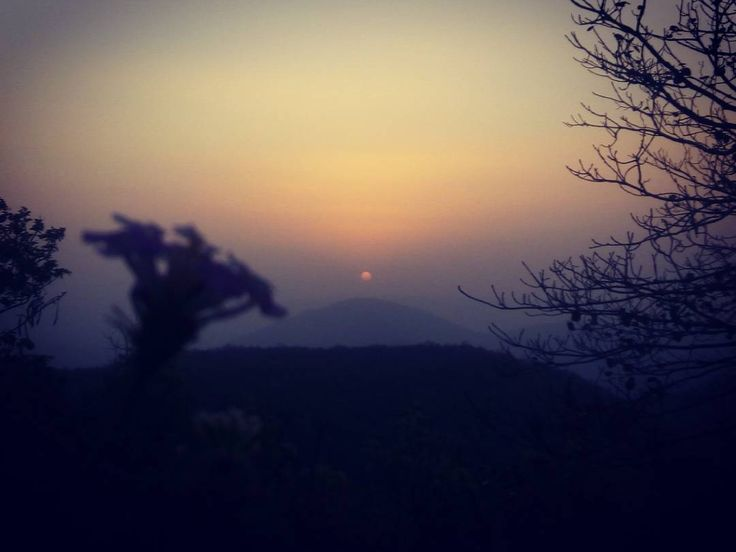 Sunset point netarhat #incredibleindia #latehartourism #Latehar #jharkhandtourism #jharkhand #india #tour #travel #naturalbeauty #india
