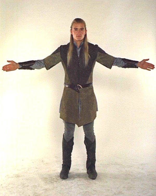 Legolas Costume Research - Lady of the One Ring Mehr More