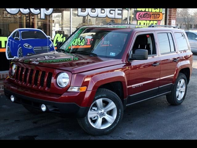 2013 Jeep Patriot Sport 4x4 Sport 4dr SUV SUV 4 Doors Red for sale in Waynesboro, PA Source: http://www.usedcarsgroup.com/used-jeep-for-sale-in-waynesboro-pa