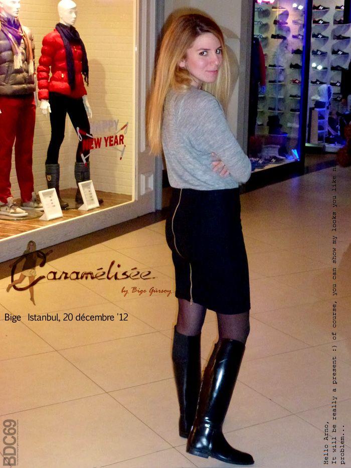 Caramélisée: Another Mention about Me...