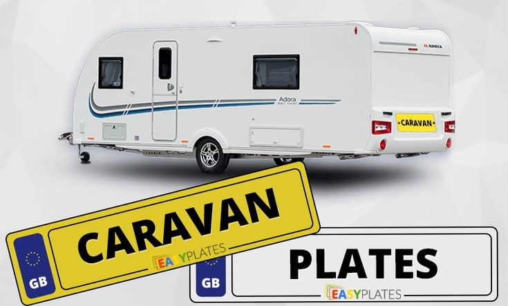 Make you perfect caravan number plates using our custom plate builder. We make plates for anything Bikes, moped and caravans!