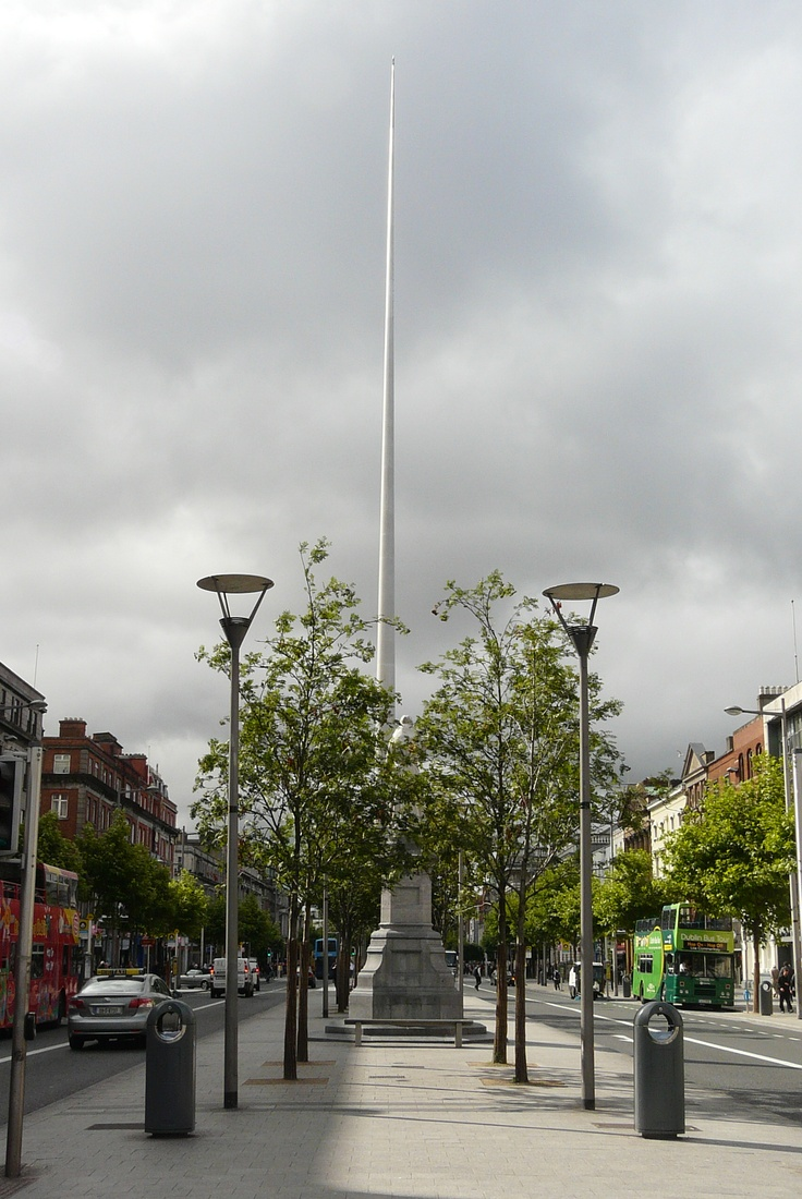 The Spire, O'Connell Street