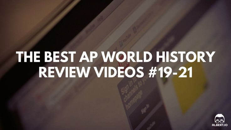 The Best AP World History Videos: Crash Course World History #19-21 https://www.albert.io/blog/best-ap-world-history-videos-crash-course-world-history-19-21/