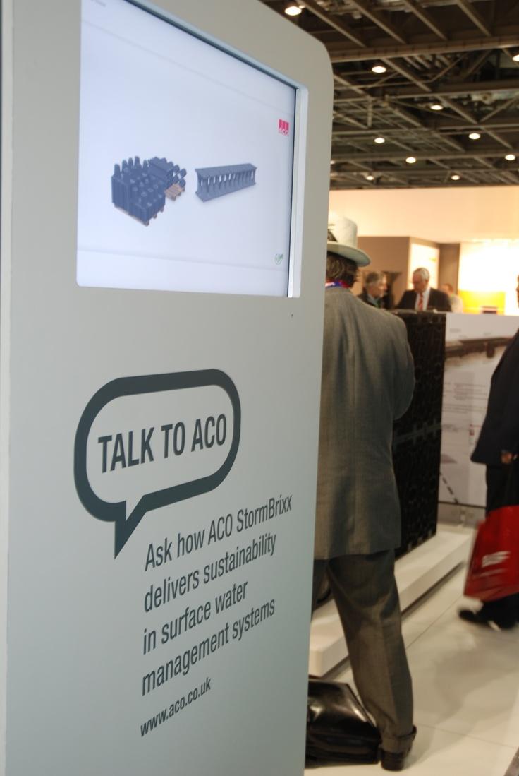 Talk To Aco Ecobuild Water Management Company Logo Tech Company Logos