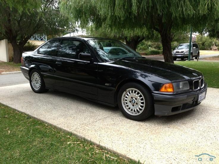 1996 BMW 318is E36