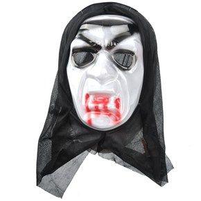 Scream Bleeding Ghost Face Mask for Halloween
