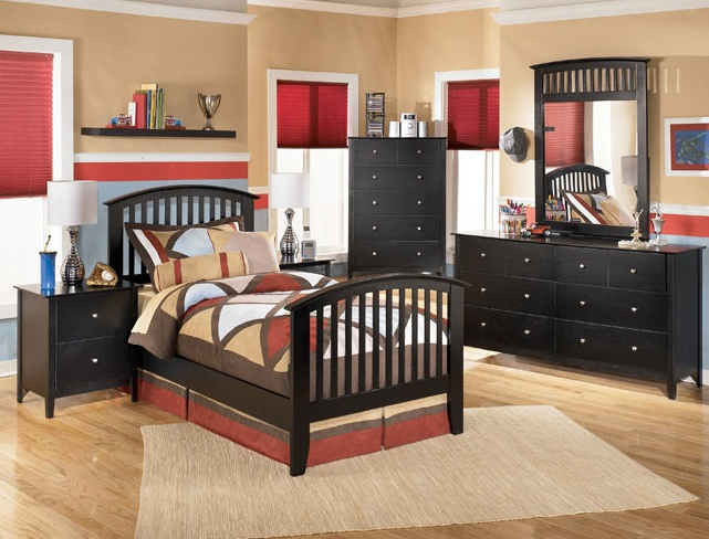 bedroom furniture sets bedroom sets forwards mission style bedroom