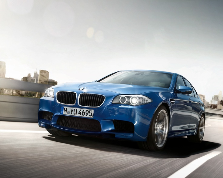 Can't forget one of the best ever made. BMW M5 2013