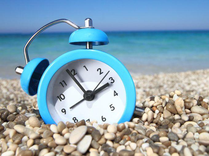 ¿Cuándo cambia el horario de verano este 2015? Será el 5 de abril cuando tendremos que adelantar nuestro reloj una hora.