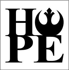 Star Wars Vinyl Sticker Decal Rebel Alliance Hope Starbird car window by SacredandStained on Etsy https://www.etsy.com/listing/242104150/star-wars-vinyl-sticker-decal-rebel