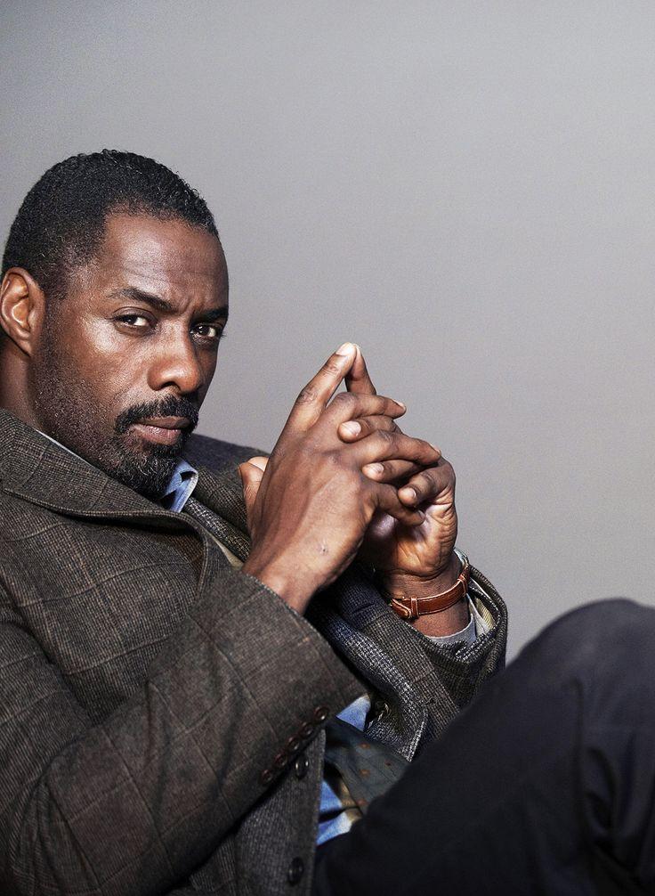 Idris Elba (actor in Luthur, and Prometheus)
