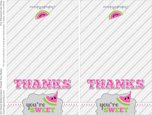 67 best Thank You Notes images on Pinterest Thank you notes - printable thank you note
