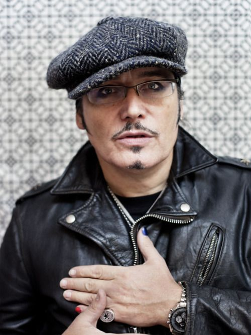 Be still my heart!!~♥♥♥~Adam Ant!  Looking Amazingly Hot Still for almost 60!! ~♥♥♥