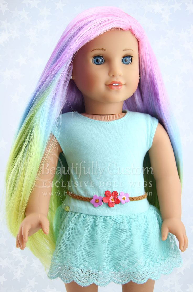 American Girl Doll Basic Knit Dress Pattern And Tutorial: 14 Best Our Exclusive Premium Brand 18 Inch Doll Wigs