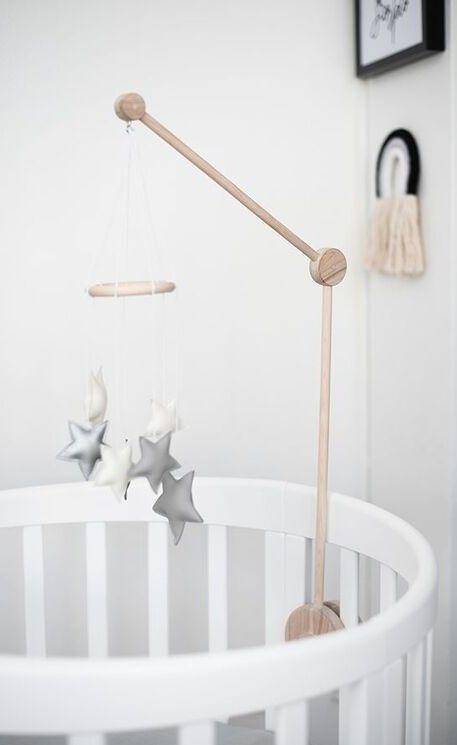 Baby Crib Mobile Holder