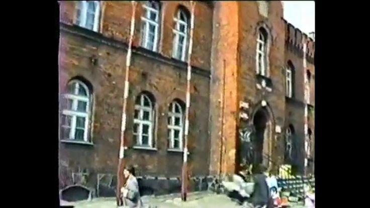 Szczecinek na początku lat 90.