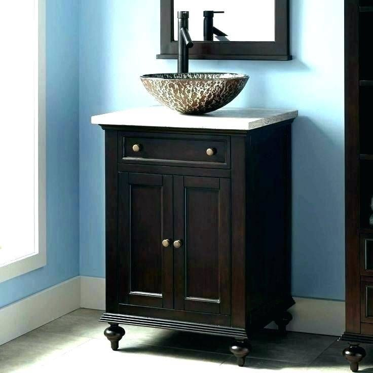 18+ Vessel sink stand ideas custom