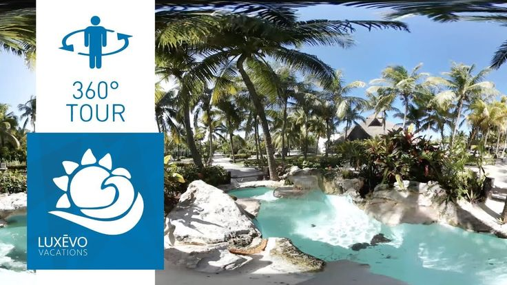 Water Fountain Outside of La Isla Restaurant at El Dorado Royale