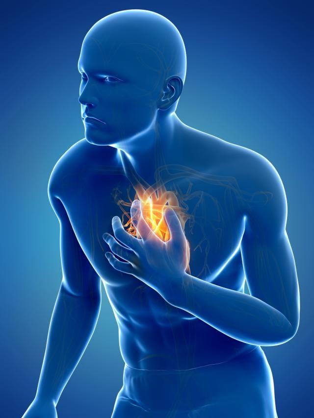 Resultado de imagen para Los pacientes con diabetes notan de forma diferente los síntomas habituales del infarto