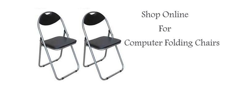 Suppose your computer chair is consuming much space at home and cannot comfortably fir in your home or office, then it's time to choose best type of computer folding chairs from our online range just need to explore at: www.cheapfoldingchairs.co.uk/computer-folding-chairs.html