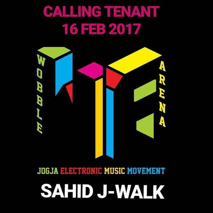 CALLING TENANT hanya 10 booth ! makanan ringan dan minuman saja !! (FREE)  16 febuary 2017  more info  081233331374 (wa /sms only)  #callingtenant