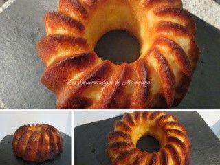 Gâteau yaourt aux pommes (ig bas)