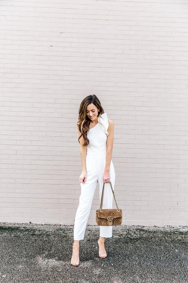 Chic Bridal Event Outfit Idea Under $150 | Alyson Haley #bridalshower #bridalsho…