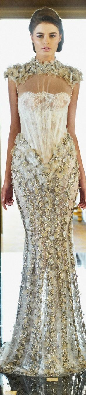 Ziad Nakad Haute Couture Fall/Winter 2013