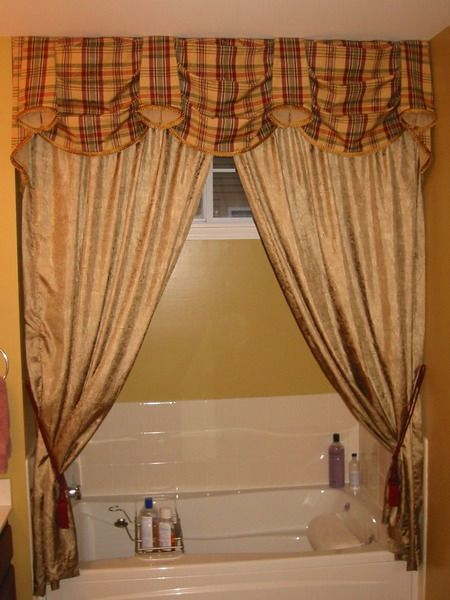 Best 25+ Shower curtain valances ideas on Pinterest ...