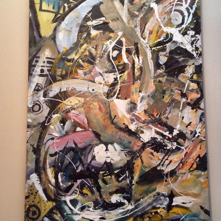 Sebastian Arango, pintura