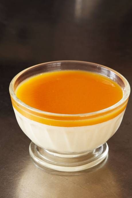 Sea buckthorn blancmange - Recipes - Food & Drink - The Independent