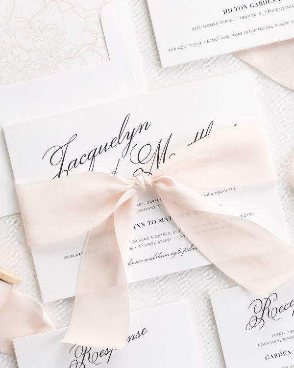 25+ Best Ideas About Luxury Wedding Invitations On