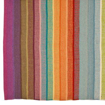 Rugs  - Multicoloured Woollen Rug from Zara Home, £99. For the hallway? Not very soft underfoot. 150 x 200 cm