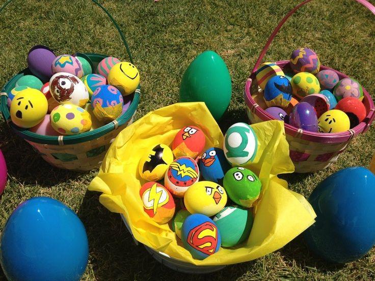 75 mejores im genes sobre cascarones de huevo decorados en - Huevos decorados de pascua ...