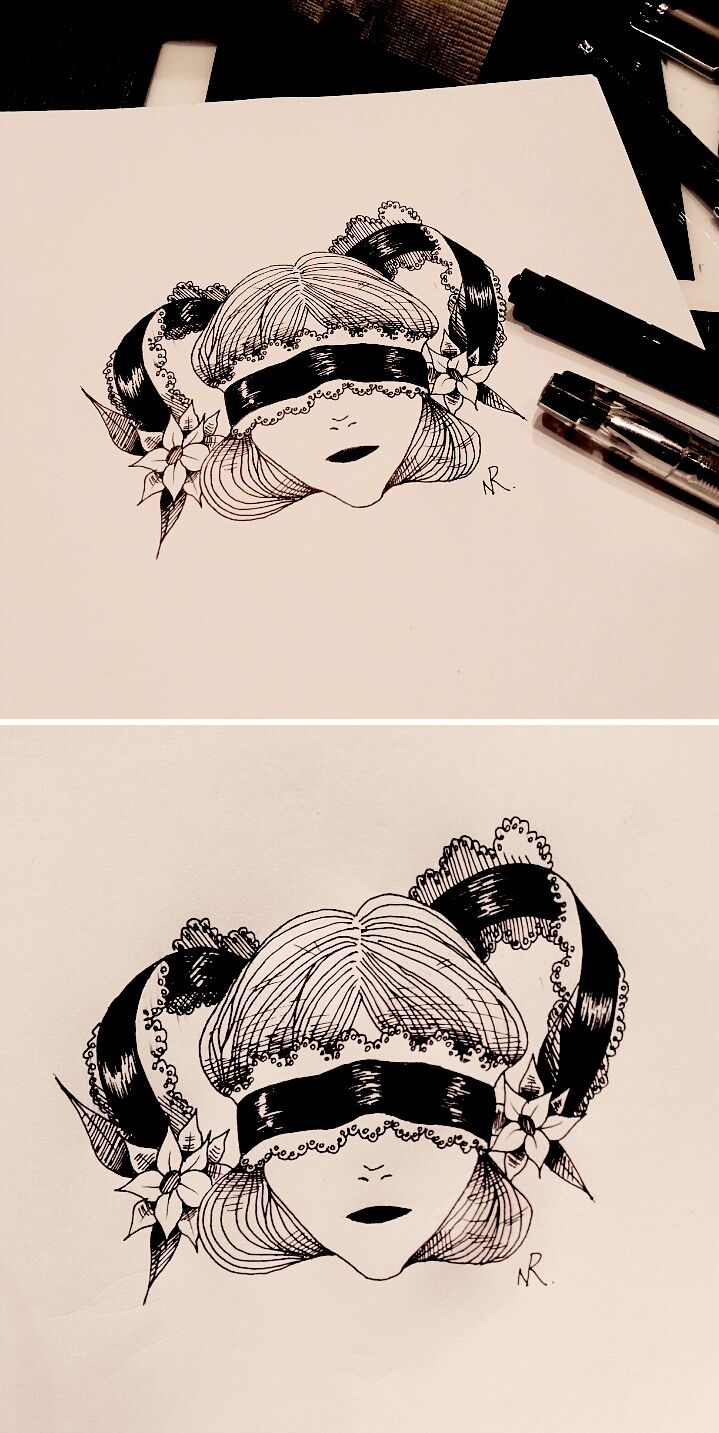 pen illustration